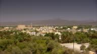 Sequence across the city of Nizwa, Oman.