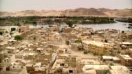 Sequence across the Egyptian city of Aswan.