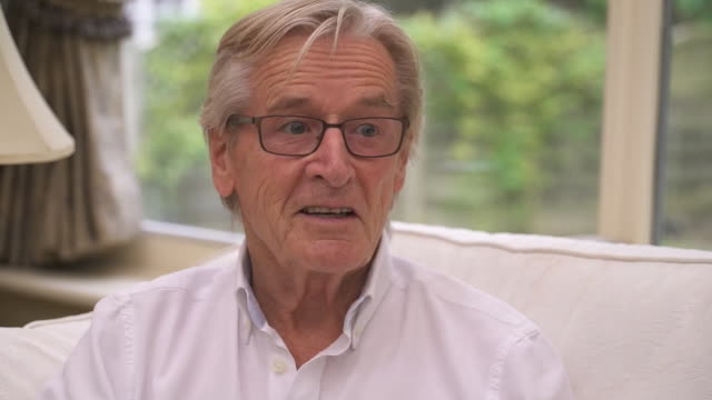 Sequence showing William Roache known as the character Ken Barlow in the longrunning soap 'Coronation Street' talks about the character of Vera...