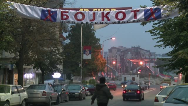Serbia and Kosovo late Monday overcame a dispute over Belgrade's request to visit the breakaway territory ahead of next month's local polls which had...