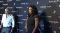 Serena Williams at Audemars Piguet Celebrates The Grand Opening of Rodeo Drive Boutique in Los Angeles CA