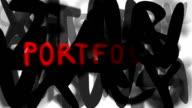 PORTFOLIO : series 'assemble your message' (LOOP)