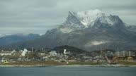 Sermitsiaq Mountain In Nuuk Greenland