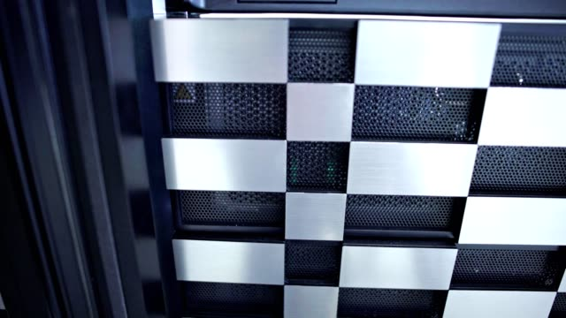 Server Data Center Detail