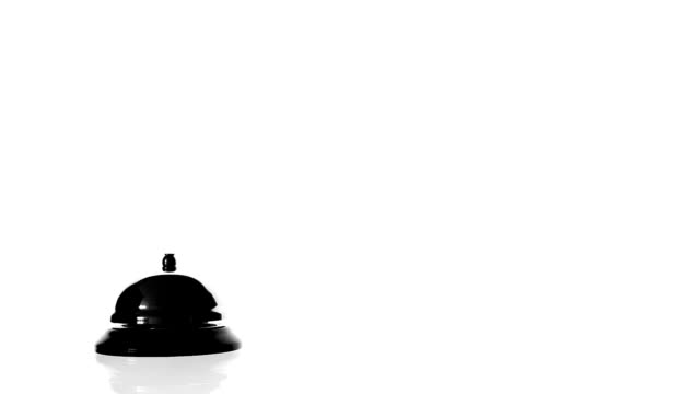 Service bell silhouette