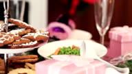 Mit Weihnachten Türkei Abendessen