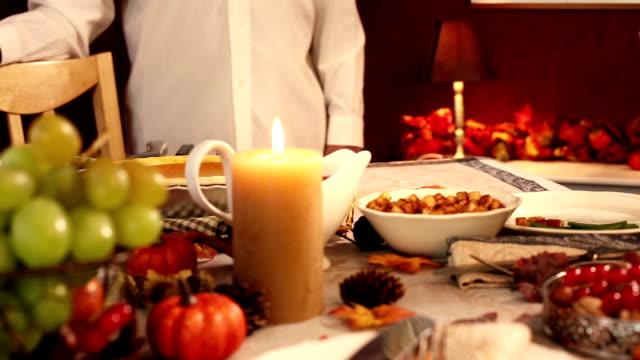 In der Thanksgiving-Truthahn