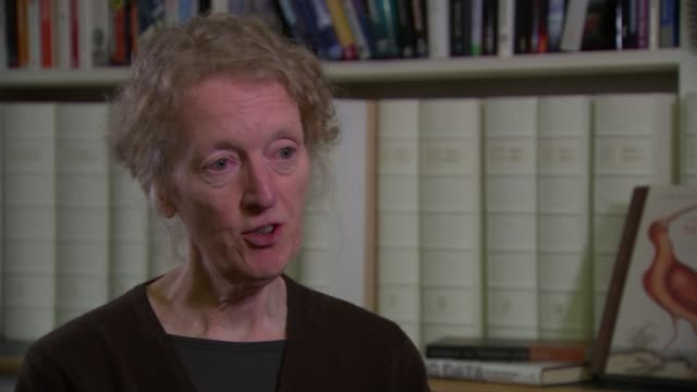 2016 set to become warmest year on record / threat of Trump presidency ENGLAND INT Professor Joanna Haigh setup shot and interview SOT