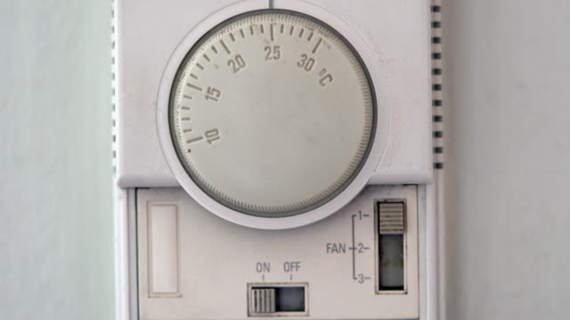 Instelling thermostaat of Air conditioner