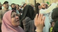 Several hundred Salafist Muslims demonstrated in the capital on Friday to demand a stronger reference to Islamic law or sharia in Egypts new...