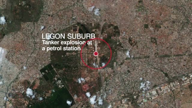 Several people have been killed in a tanker explosion at a petrol station in Ghana The explosion in the Legon suburb of northwest Accra on Saturday...
