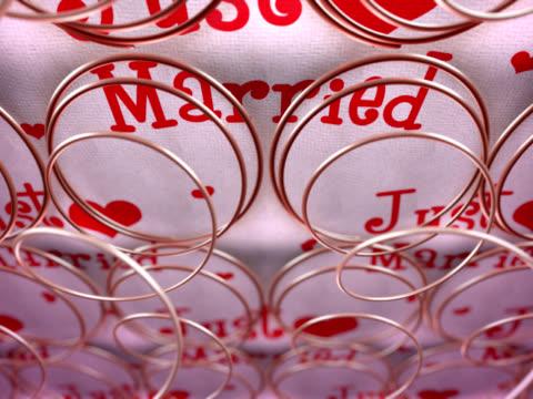 Sex Bed springs just married - NTSC, loop