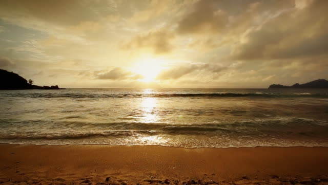 Seychelles sundown