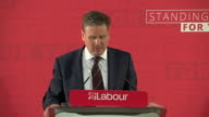 Shadow Brexit Secretary Keir Starmer saying a Labour government would guarantee all EU citizens living and working in the UK will see 'no change to...