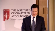 Shadow Chancellor George Osborne speech to Institute of Chartered Accountants George Osborne MP speech SOT A fiduciary responsibility means that...