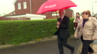 Shadow Chancellor of the Exchequer John McDonnell on the campaign trail in Luton