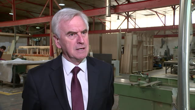 Shadow Chancellor of the Exchequer John McDonnell saying that trust in David Cameron has been undermined because of the way he responded to the tax...