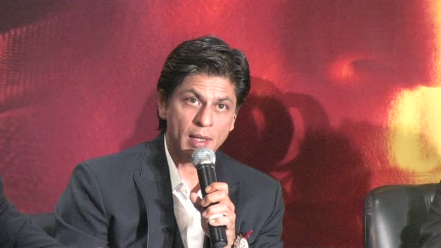 Shah Rukh Khan on the scandal caused by his comments about the IPL on what he said being about any nationality on wanting people to come and...