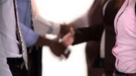 HD: Shaking Hands