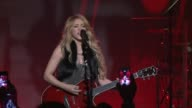 PERFORMANCE Shakira at Target Presents The iHeartRadio Album Release Party For Shakira's Exclusive Deluxe Edition in Los Angeles CA on March 24 2014