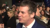 INTERVIEW Shane Richie on Coronation St and the awards show at National Television Awards at 02 Arena on January 22 2014 in London England