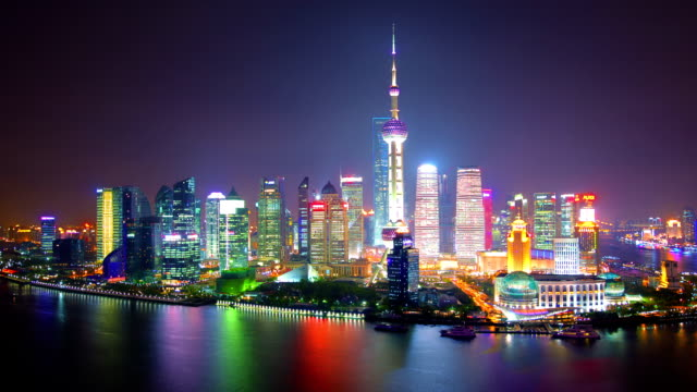 Shanghai bay