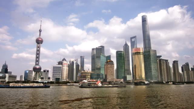 Shanghai city in China