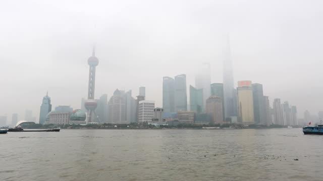 shanghai lujiazui financial center
