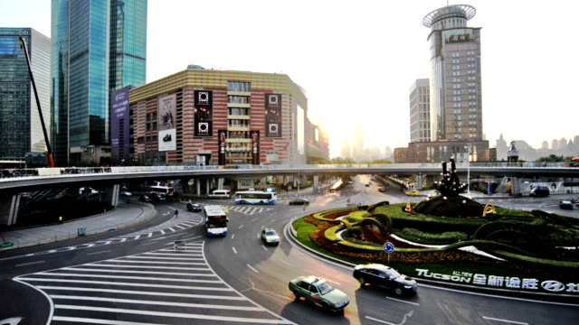 PAN Shanghai Lujiazui Financial Center