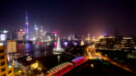 T/L Shanghai nightscape