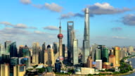 Shanghai Skyline Panoramic