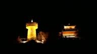 Shangri-la prayer wheel