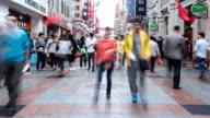T/L WS TD Shangxiajiu Pedestrian Street / Guangzhou, China