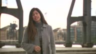 BP shareholders reject 14 million pound pay deal for Chief Executive ENGLAND London Reporter to camera Ashley Hamilton Claxton interview SOT GV...