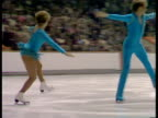 Sharon Jones and Paul Askham continue their routine British Ice Dance Championships Nottingham Nov 83