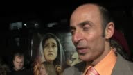 Shaun Toub on playing Mary�s father and what drew him to the project at the The Nativity Story Premiere arrivals at the Academy in Los Angeles...