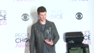 Shawn Mendes at People's Choice Awards 2016 at Nokia Plaza LA LIVE on January 06 2016 in Los Angeles California
