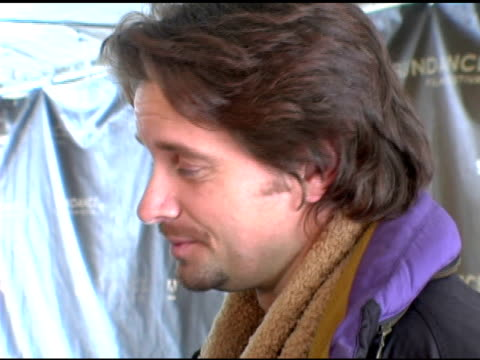Shea Whigham at the 2006 Sundance Film Festival 'Wristcutters A Love Story' at the Raquet Club in Park City Utah on January 23 2006