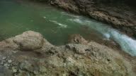 Shelf, Kurdjips river