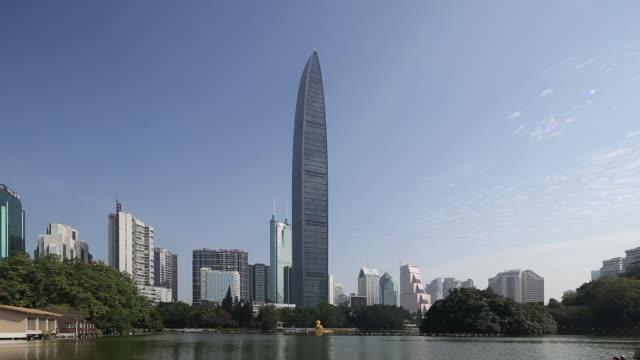 WS LA Shenzhen Cityscape