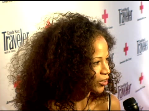 Sherri Saum and Manny Perez at the 2007 Conde Nast Traveler Hot List Party Arrivals at the Bowery Hotel in New York New York on April 19 2007