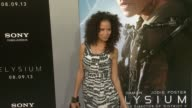 Sherri Saum at Elysium Los Angeles Premiere on 8/7/2013 in Westwood CA