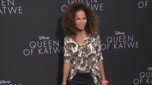Sherri Saum at 'Queen Of Katwe' Premiere in Los Angeles CA