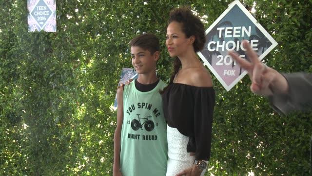Sherri Saum at Teen Choice Awards 2016 in Los Angeles CA