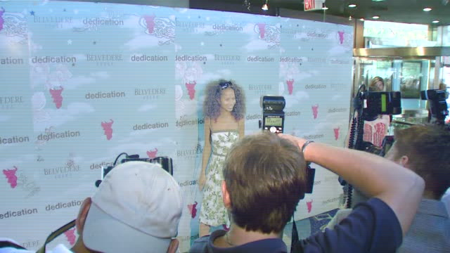 Sherri Saum at the 'Dedication' Premiere at the Chelsea West Cinema in New York New York on August 14 2007