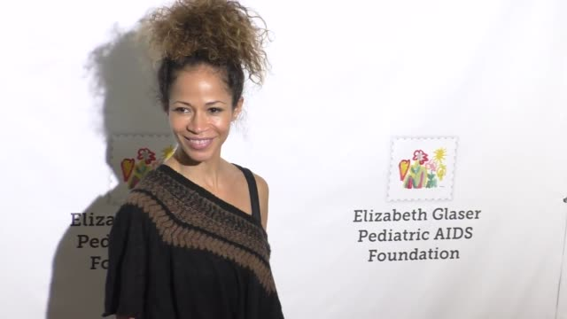 Sherri Saum at the Elizabeth Glaser Pediatric AIDS Foundation's 27th Annual A Time For Heroes on October 23 2016 in Hollywood California
