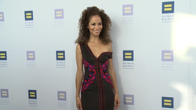 Sherri Saum at The Human Rights Campaign 2017 Los Angeles Gala Dinner in Los Angeles CA
