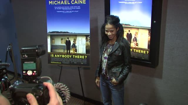 Sherri Saum at the 'Is Anybody There' New York Premiere at New York NY
