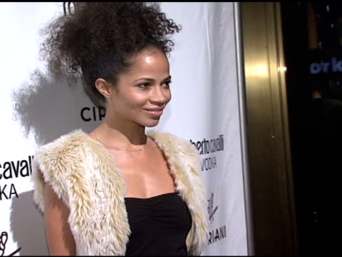Sherri Saum at the Roberto Cavalli Vodka and Giuseppe Cipriani Celebrate Halloween at Cipriani 42nd Street in New York New York on October 31 2007