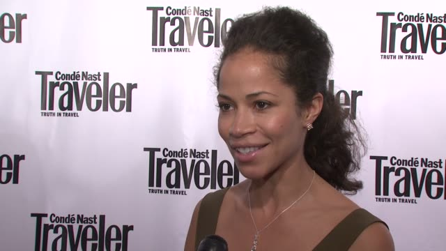 Sherri Saum on her hot list destinations how she references the Conde Nast Traveler hot list what she looks for when planning a vacation and wearing...
